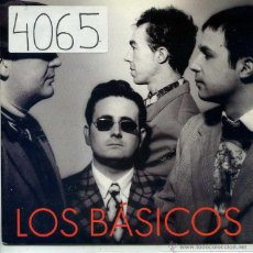 Discos de vinilo: LOS BASICOS / MAS DINERO / VIEJO PARA EL ROCK AND ROLL (SINGLE 1993). Lote 53482051