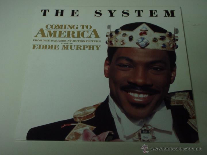 THE SYSTEM ( COMING TO AMERICA 3 VERSIONES ) 1988 - GERMANY MAXI45 ATCO (Música - Discos de Vinilo - Maxi Singles - Disco y Dance)