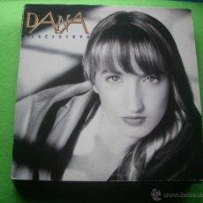Discos de vinilo: DANA - DIECISIETE - LP - CBS / SONY 1991 SPAIN - CON LETRAS. Lote 53501753