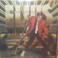 Discos de vinilo: LP ELVIS PRESLEY, THE ELVIS PRESLEY SUN COLLECTION ENGLAND 1975 LP 33 RCA. Lote 53504540