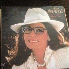 Discos de vinilo: NANA MOUSKOURI - TIERRA VIVA LP ALBUM. Lote 53518281