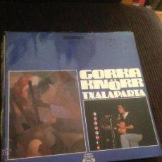 Discos de vinilo: GORKA KNÖRR: TXALAPARTA - LP ALBUM 1976 MOVIEPLAY. Lote 53518659