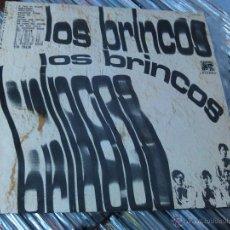 Discos de vinilo: LOS BRINCOS - LOS BRINCOS (LP,1977 ) . Lote 53520593