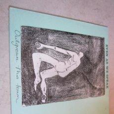Discos de vinilo: EVEN AS WE SPEAK - OUTGROWN THIS TOWN - PHANTOM RECORDS 1990. Lote 53522778