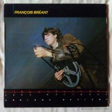 Discos de vinilo: FRANÇOIS BREANT, SONS OPTIQUES (MOVIEPLAY) LP ESPAÑA - NEMO DIDIER LOCKWOOD. Lote 53526044