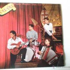 Discos de vinilo: OLE OLE - CUATRO HOMBRES PARA EVA - PRIMERA EDICION PORTADA DOBLE 1988. Lote 53528757
