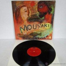 Disques de vinyle: GEORGES MOUSTAKI - DECLARATION - LP - POLYDOR 1976 SPAIN - N MINT. Lote 53530842