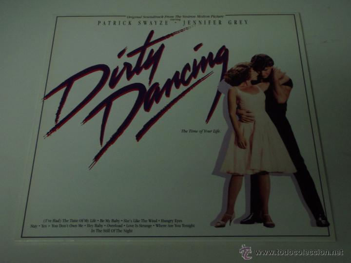 DIRTY DANCING ( VARIOS RELACIONADOS EN LAS FOTOS ) 1987 - GERMANY LP33 RCA (Música - Discos - LP Vinilo - Disco y Dance)