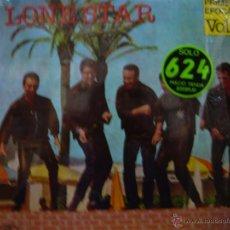 Discos de vinilo: LONE STAR. VOL. 1. HISTORIA DE LA MUSICA POP ESPAÑOLA Nº 38 DIAL DISCOS LP ESPAÑA 1985. Lote 53531821