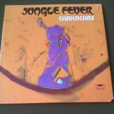 Discos de vinilo: CHAKACHAS-JUNGLE FEVER -RARA EDICION AMERICANA -POLYDOR 1972. Lote 53535045