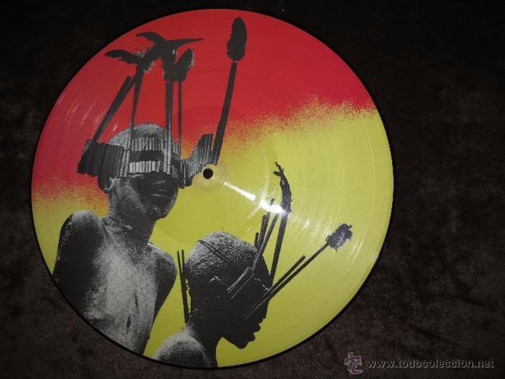 GUADALCANAL DIARY-WALKING IN THE SHADOW OF THE BIG MAN (Música - Discos - Singles Vinilo - Grupos Españoles de los 90 a la actualidad)