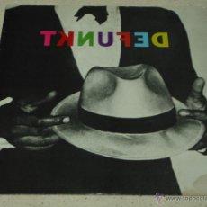 Discos de vinilo: DEFUNKT ( DEFUNKT ) 1980 - ENGLAND LP33 HANNIBAL RECORDS. Lote 53536610