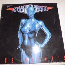 Discos de vinilo: METAL MARATHON - THE HEAVY´S MAXI BUEN ESTADO. Lote 53556751