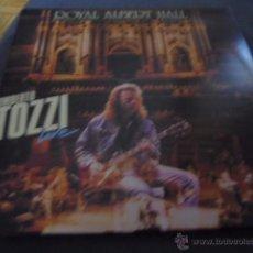 Discos de vinilo: UMBERTO TOZZI --- ROYAL ALBERT HALL LIVE // DOBLE // GATEFOLD. Lote 53568395