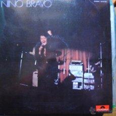 Discos de vinilo: NINO BRAVO. TU CAMBIARAS. POLYDOR 1970 LP. Lote 53571203