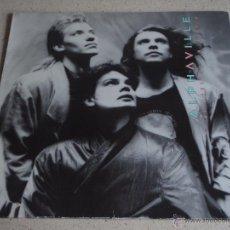 Discos de vinilo: ALPHAVILLE ( AFTERMOONS IN UTOPIA ) 1986 - GERMANY LP33 WEA. Lote 53574799