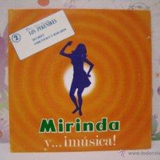 Discos de vinilo: MIRINDA Y .... MÚSICA (SINGLE 2) ** LOS PEKENIKES: HECHIZO + EMBUSTERO Y BAILARÍN ** AÑO 1969. Lote 53576231