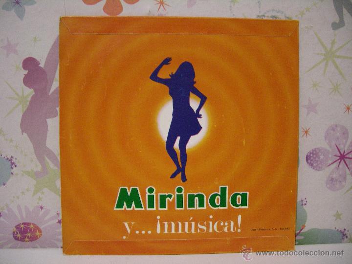 Discos de vinilo: MIRINDA Y .... MÚSICA (SINGLE 2) ** LOS PEKENIKES: Hechizo + Embustero y bailarín ** AÑO 1969 - Foto 2 - 53576231