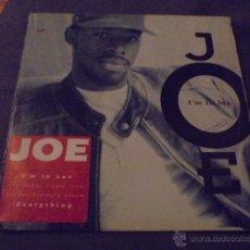 Discos de vinilo: JOE --- IM IN LUV. Lote 53580727