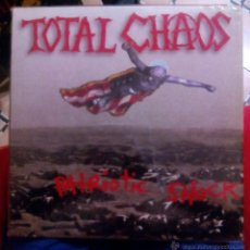 Discos de vinilo: TOTAL CHAOS VINILO. Lote 53581350