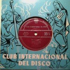 Discos de vinilo: JOHN ELLIOT Y SU CUARTETO DIATÓNICO -EP- SERENADE IN THE NIGHT + 5 RARE SPAIN 60'S. Lote 53593774
