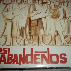 Discos de vinilo: LOS SABANDEÑOS. PRIMER DISCO SINGLE .I. 1967. LA LAGUNA, TENERIFE. CANARIAS.. Lote 87583020