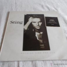 Discos de vinilo: STING NOTHING LIKE THE SUN DOBLE L.P.. Lote 53596131