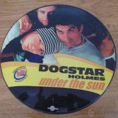 Discos de vinilo: DOGSTAR HOLMES. MAXI 12 PICTURE. Lote 53596732
