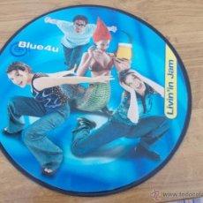 Discos de vinilo: BLUE4U MAXI 12 PICTURE. Lote 53596759