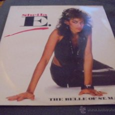 Discos de vinilo: SHEILA E. --- THE BELLE OF ST. MARK. Lote 53597925