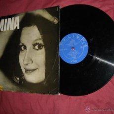 Discos de vinilo: MINA LP MINA AÑO 1964 SPAIN SELLO BELTER 12.049 VER FOTOS. Lote 53599231