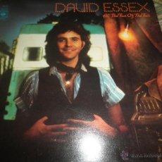 Discos de vinilo: DAVID ESSEX - ALL THE FUN OF THE FAIR LP - ORIGINAL INGLES - CBS RECORDS 1975 GATEFOLD COVER -. Lote 53599397