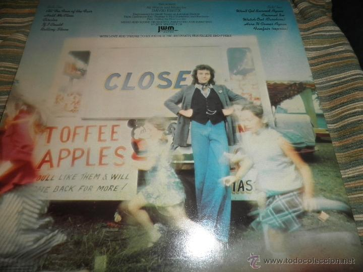 Discos de vinilo: DAVID ESSEX - ALL THE FUN OF THE FAIR LP - ORIGINAL INGLES - CBS RECORDS 1975 GATEFOLD COVER - - Foto 2 - 53599397