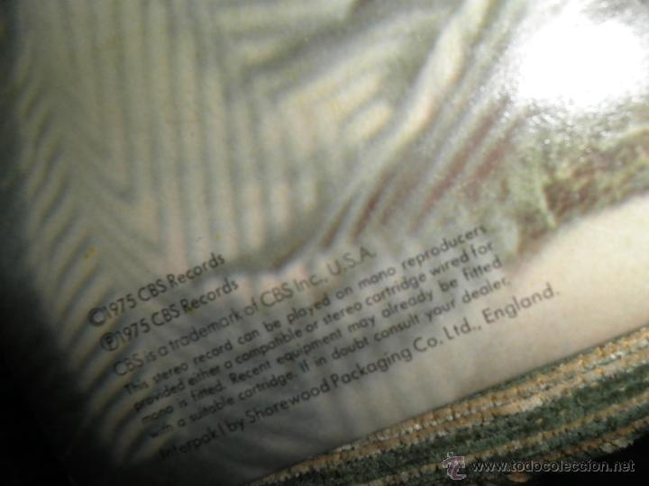 Discos de vinilo: DAVID ESSEX - ALL THE FUN OF THE FAIR LP - ORIGINAL INGLES - CBS RECORDS 1975 GATEFOLD COVER - - Foto 4 - 53599397