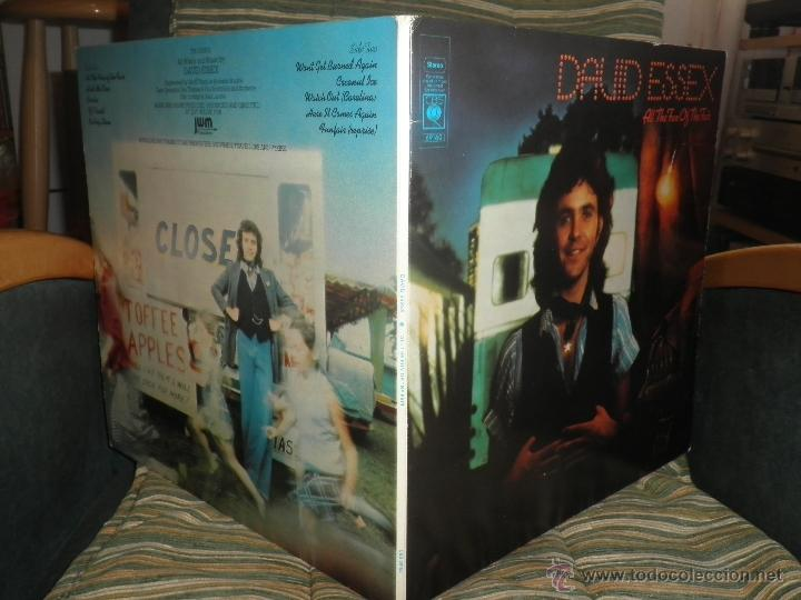 Discos de vinilo: DAVID ESSEX - ALL THE FUN OF THE FAIR LP - ORIGINAL INGLES - CBS RECORDS 1975 GATEFOLD COVER - - Foto 6 - 53599397