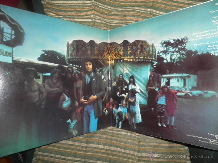 Discos de vinilo: DAVID ESSEX - ALL THE FUN OF THE FAIR LP - ORIGINAL INGLES - CBS RECORDS 1975 GATEFOLD COVER - - Foto 8 - 53599397
