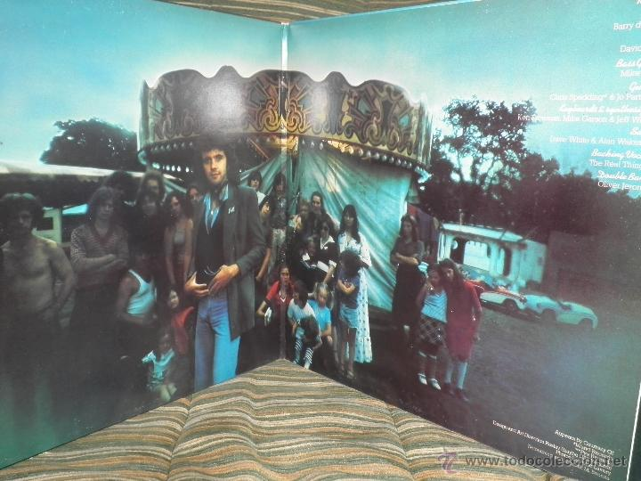 Discos de vinilo: DAVID ESSEX - ALL THE FUN OF THE FAIR LP - ORIGINAL INGLES - CBS RECORDS 1975 GATEFOLD COVER - - Foto 9 - 53599397