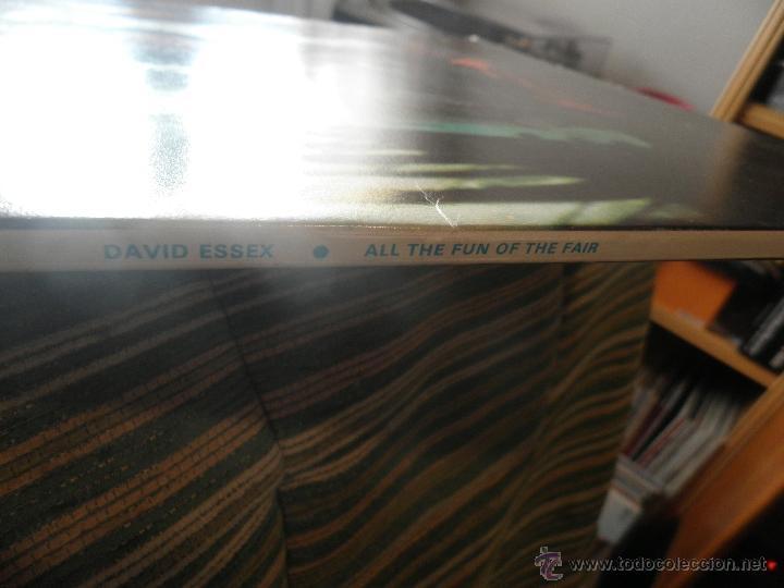 Discos de vinilo: DAVID ESSEX - ALL THE FUN OF THE FAIR LP - ORIGINAL INGLES - CBS RECORDS 1975 GATEFOLD COVER - - Foto 10 - 53599397