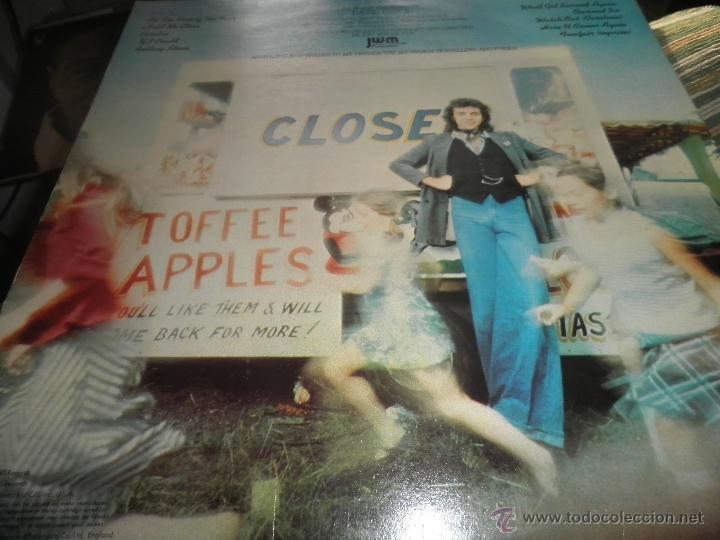 Discos de vinilo: DAVID ESSEX - ALL THE FUN OF THE FAIR LP - ORIGINAL INGLES - CBS RECORDS 1975 GATEFOLD COVER - - Foto 11 - 53599397