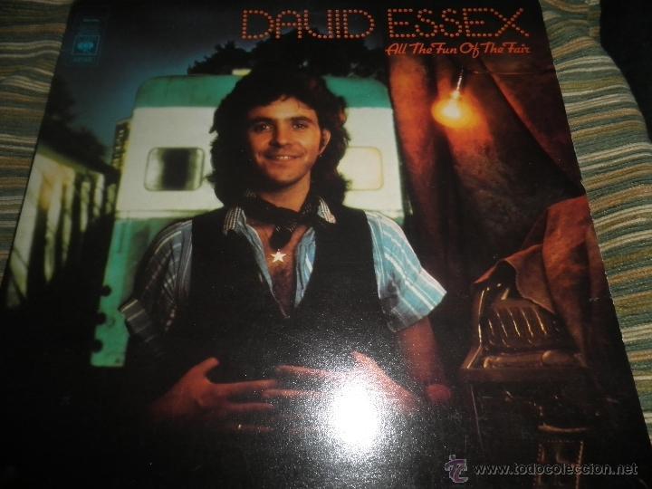 Discos de vinilo: DAVID ESSEX - ALL THE FUN OF THE FAIR LP - ORIGINAL INGLES - CBS RECORDS 1975 GATEFOLD COVER - - Foto 22 - 53599397