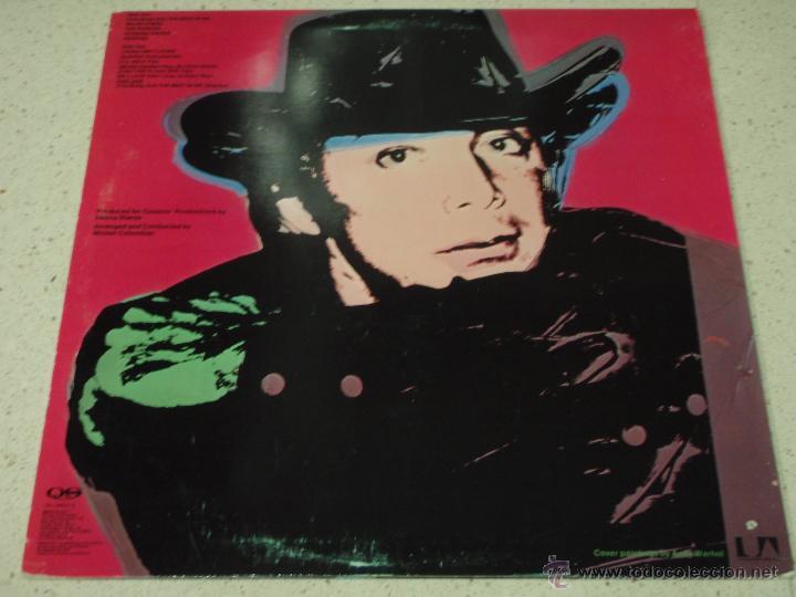 Discos de vinilo: PAUL ANKA ( THE PAINTER ) USA - 1976 LP33 UNITED ARTISTS RECORDS - Foto 2 - 53605330