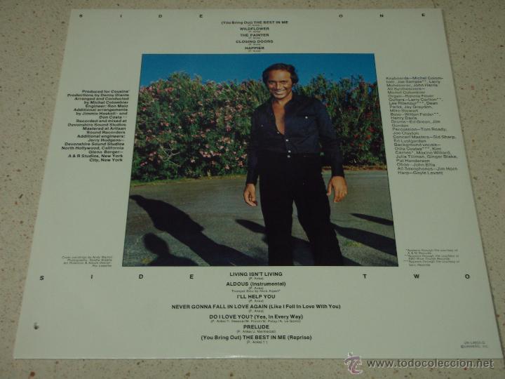 Discos de vinilo: PAUL ANKA ( THE PAINTER ) USA - 1976 LP33 UNITED ARTISTS RECORDS - Foto 3 - 53605330