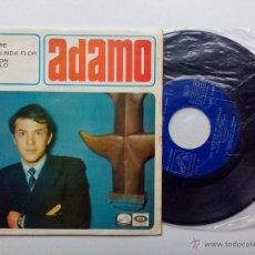 Discos de vinilo: ADAMO * TU NOMBRE + 3 * EP 1966. Lote 53606540