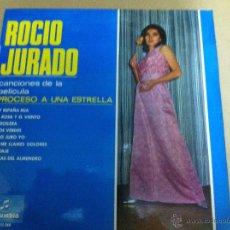 Discos de vinilo: ROCIO JURADO (PROCESO A UNA ESTRELLA). Lote 53610396