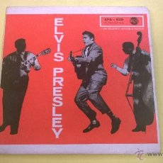 Discos de vinilo: ELVIS PRESLEY.SHAKE,RATTLE AND ROLL.MADE IN GERMANY.RCA VICTOR.. Lote 53615115