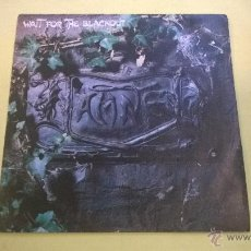 Discos de vinilo: THE DAMNED.WAIT FOR THE BLACKOUT.SINGLE.ESPAÑA 1980.IBEROFON.. Lote 53617681
