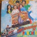 Discos de vinilo: LP - PARCHIS - LAS LOCURAS DE PARCHIS (SPAIN, BELTER 1982, PORTADA DOBLE). Lote 53618723