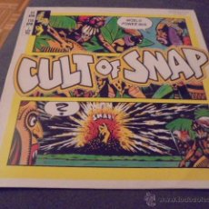 Discos de vinilo: SNAP --- CULT OF SNAP (WORLD POWER MIX) // BUENO. Lote 53633213