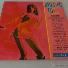 Discos de vinilo: LP DEL AÑO 1969 (50 AÑOS ANTIGÜEDAD) - JESS & JAMES+ LOS COMUNICATIVOS + SIW MALMKVIST + OTRAS. Lote 53634169
