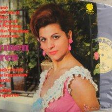 Discos de vinilo: CARMEN FLORES -LP 1974 -IMPECABLE. Lote 53636250